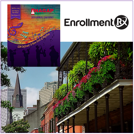 Graduate Enrollment Management on TAP at NAGAP 2015 in New Orleans