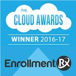Enrollment Rx Wins 2016-17 Cloud Awards Program