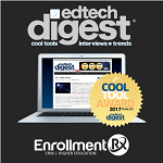 """Enrollment Rx Named as Finalist for 2017 """"Cool Tools Award"""" by EdTech Digest"""