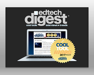 "Enrollment Rx Named as Finalist for 2017 ""Cool Tools Award"" by EdTech Digest"