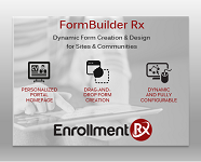 Enrollment Rx Releases FormBuilder Rx on the Salesforce AppExchange