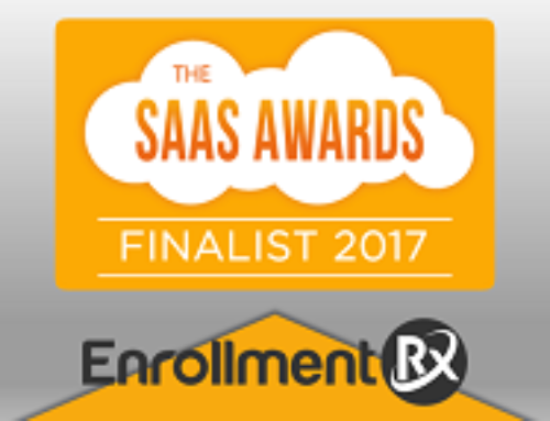 Enrollment Rx Named as Finalist for 2017 SaaS Awards