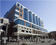 Fox School of Business at Temple University Implements Enrollment Rx to Expand CRM Functionality for Undergraduate Business Program