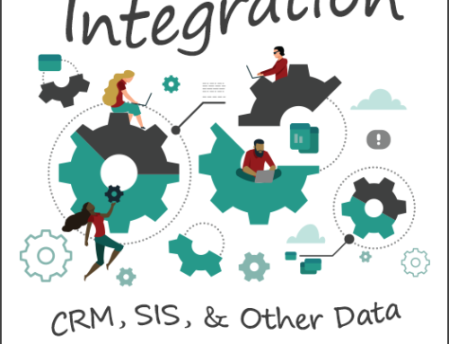 Integrating CRM, SIS, and Other Data Sources