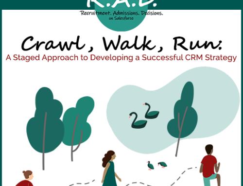 Crawl, Walk, Run- A CRM Success Strategy