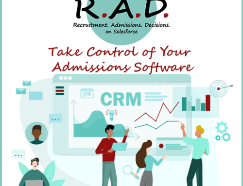 Take Control of Your Admissions Software